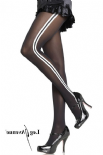 Leg Avenue Collant Nero | LA7111